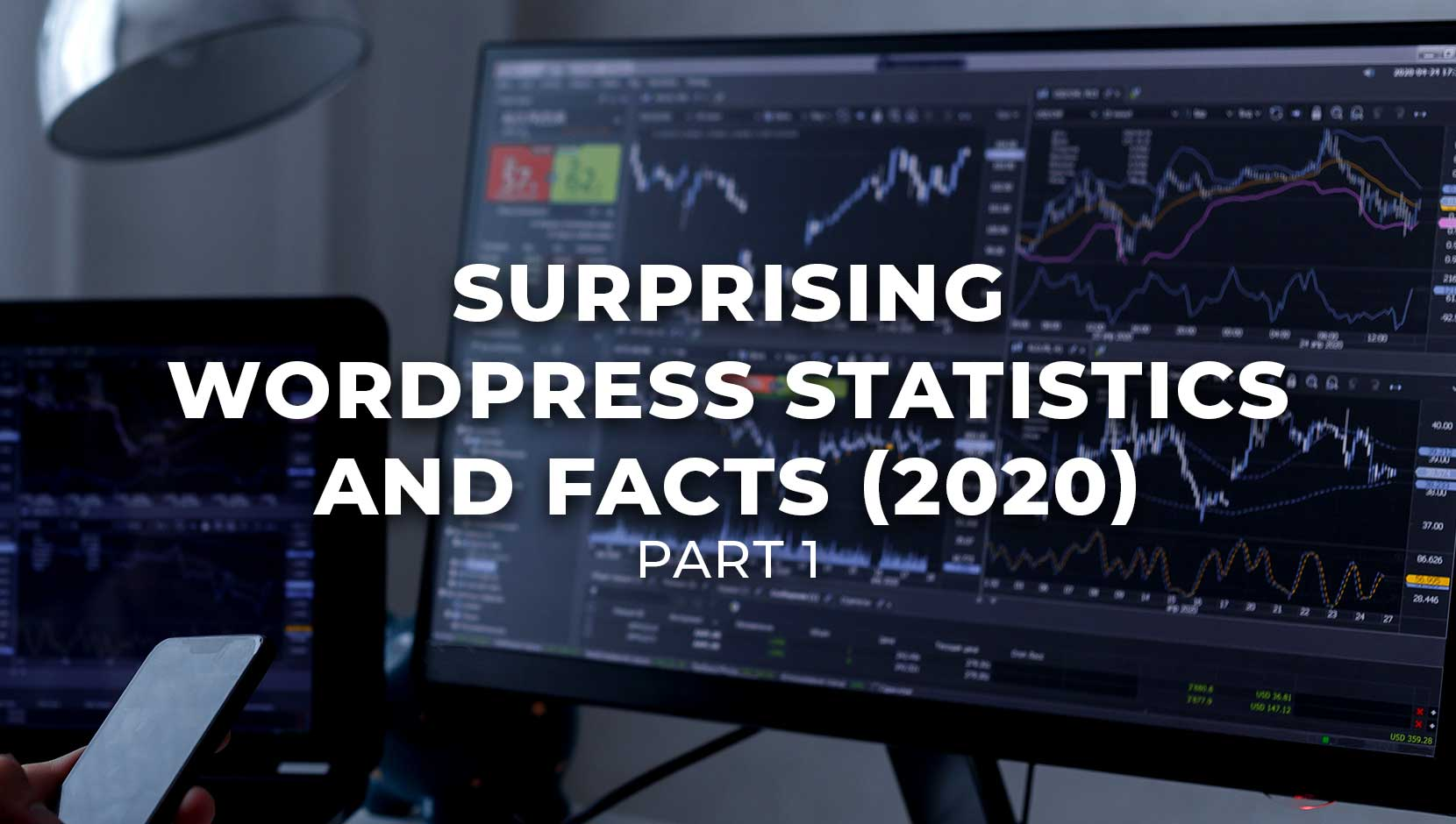 Fascinating WordPress Statistics and Facts (2020) Part 1