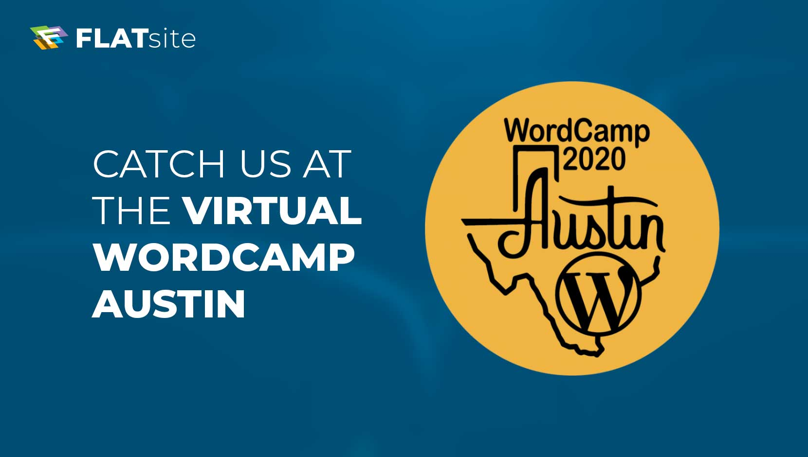 Catch us at the Virtual WordCamp Austin