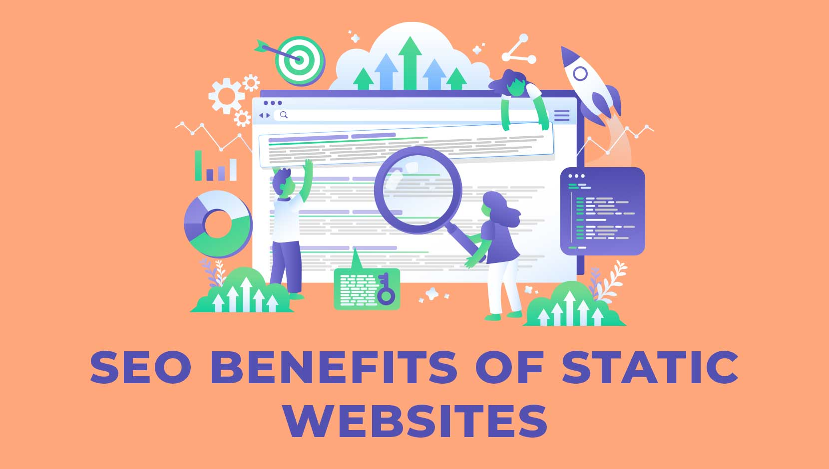 5 SEO Benefits of FLATsite Static Websites