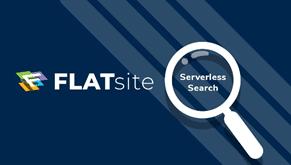 FLATsite Serverless search plugin
