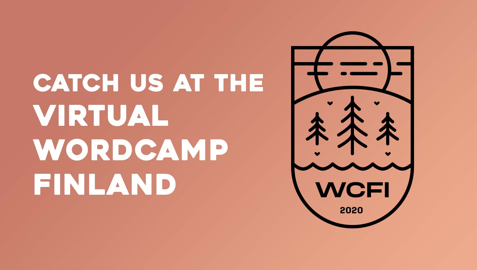Catch us at the Virtual WordCamp Finland