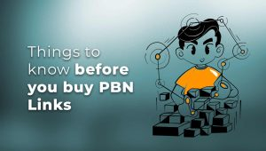 3 Things to Know Before You Buy PBN Links