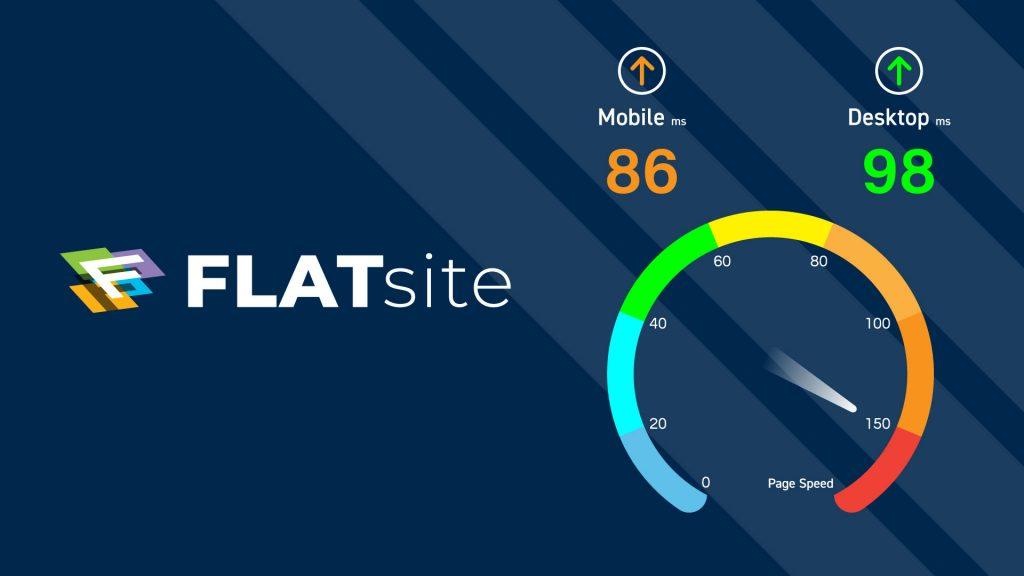 FLATsite speed 2021