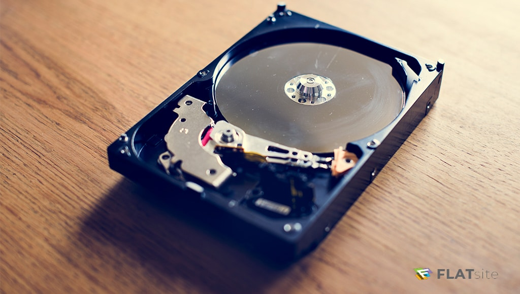 hard-disk-drive-archive-data-backup