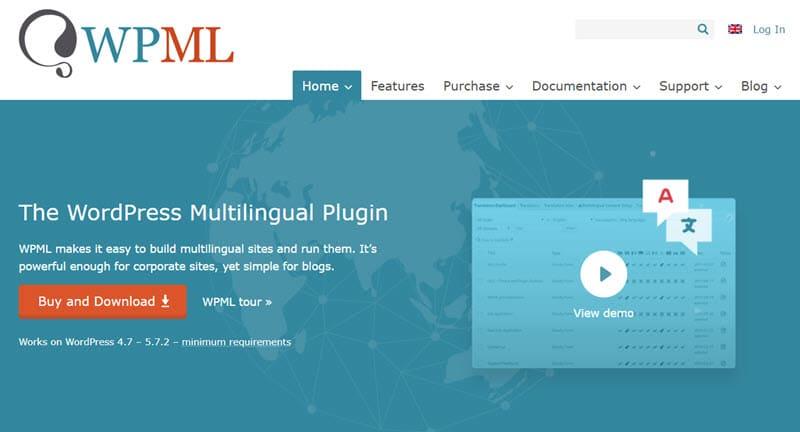 Multilingual Plugin - WPML