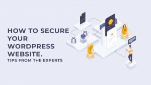 10 Expert Tips to Secure your WordPress Website