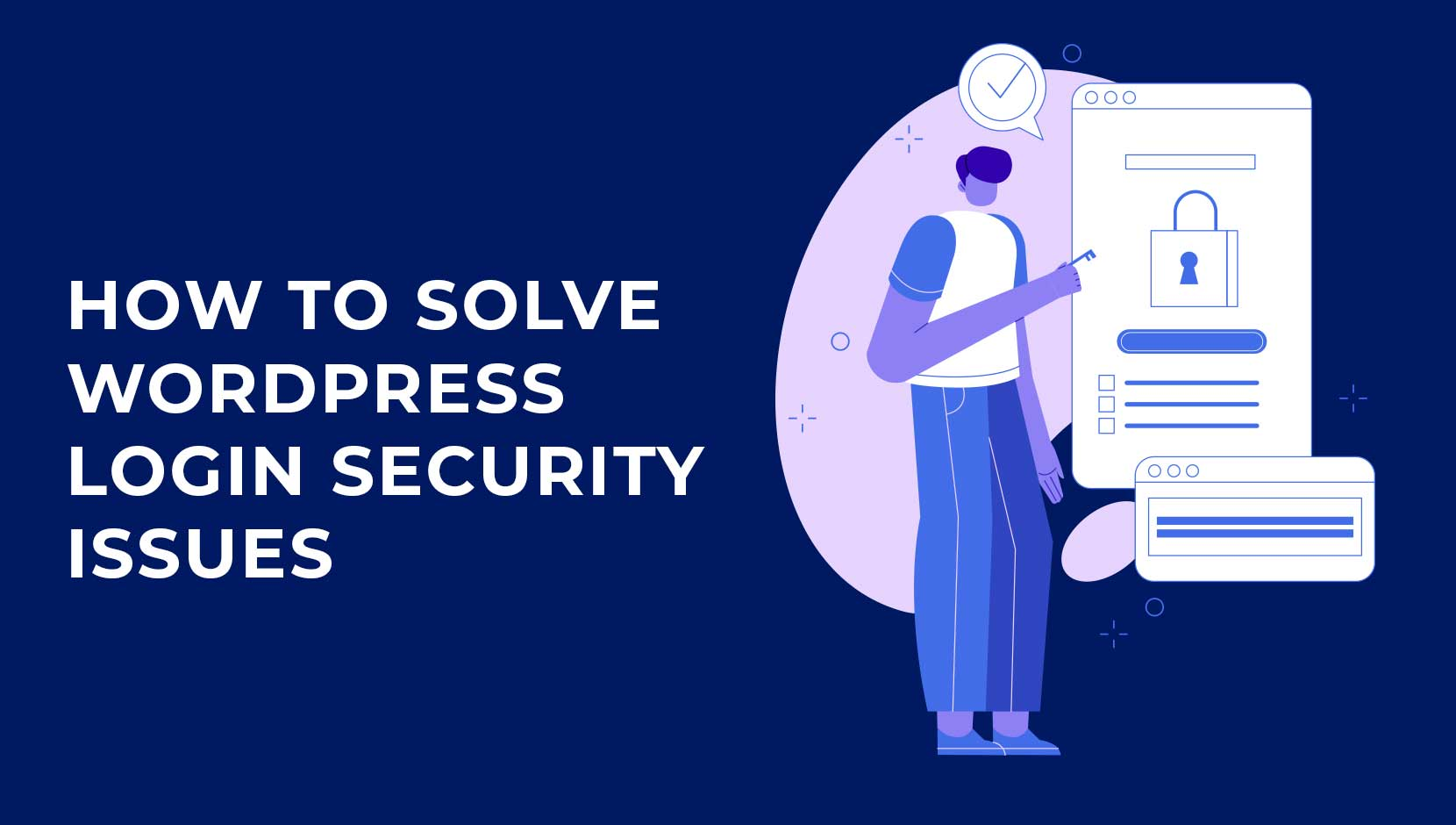 How to Solve WordPress Login Security Issues