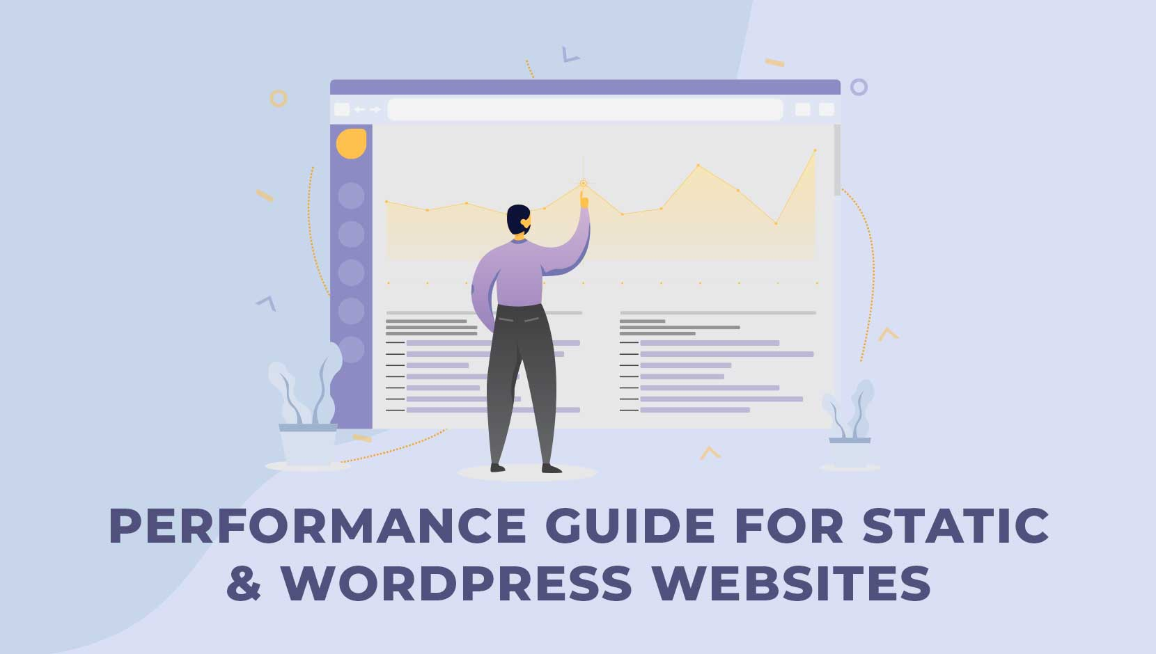 Performance Guide for Static and WordPress Websites