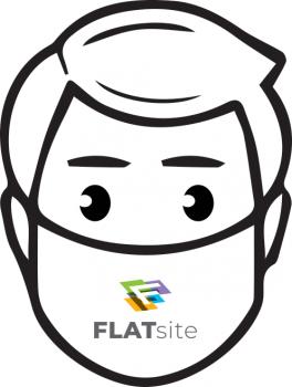 FLATsite Mask